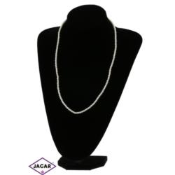 Naszyjnik perła biała - PER111 - 50/65