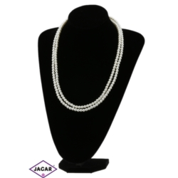 Naszyjnik perła biała - PER112 50/66