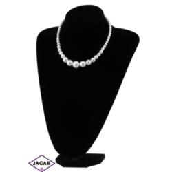 Naszyjnik perła biała - PER113 50/108