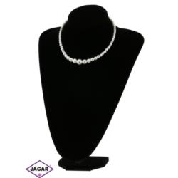 Naszyjnik perła biała - PER115 50/126
