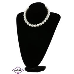 Naszyjnik perła biała - PER116 50/128