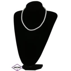Naszyjnik perła biała - PER118 63/49