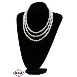 Naszyjnik perła biała - PER122 63/14