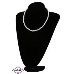 Naszyjnik perła biała - PER129 63/47