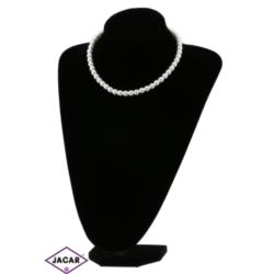 Naszyjnik perła biała - PER130 63/74
