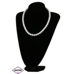 Naszyjnik perła biała - PER134 63/116