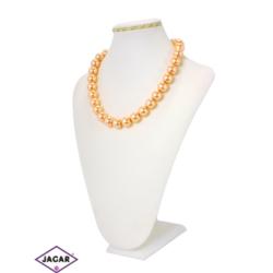 Naszyjnik perła łososiowa - PER212 43/108