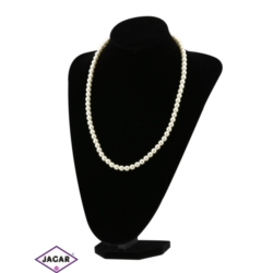 Naszyjnik perła ecru - PER221 50/101