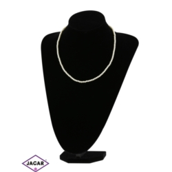 Naszyjnik perła ecru - PER222 50/102