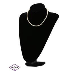 Naszyjnik perła ecru - PER224 50/104