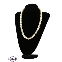 Naszyjnik perła ecru - PER227 50/111
