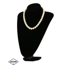 Naszyjnik perła ecru - PER228 50/113