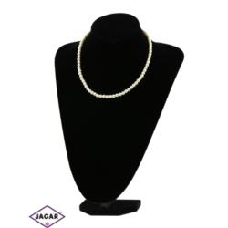 Naszyjnik perła ecru - PER230 43/49