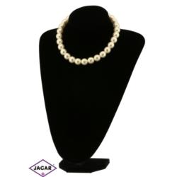 Naszyjnik perła ecru - PER235 50/128