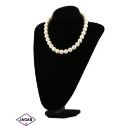 Naszyjnik perła ecru - PER237 50/129