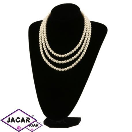 Naszyjnik perła ecru - PER241 43/32
