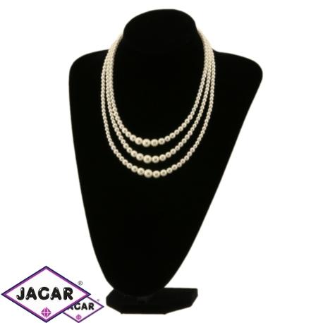 Naszyjnik perła ecru - PER242 43/29
