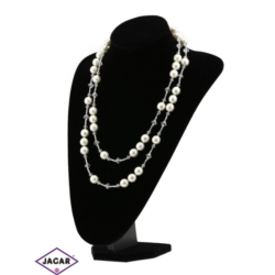 Elegancki naszyjnik perła - PER247 50/181