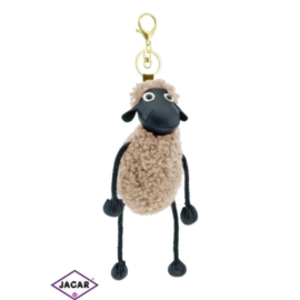 Brelok futrzany - owca - długość: 30cm PU99