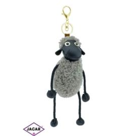 Brelok futrzany - owca - długość: 30cm PU102