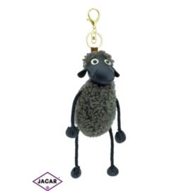 Brelok futrzany - owca - długość: 30cm PU103