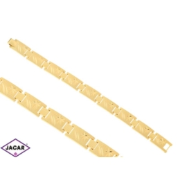 Bransoletka pozłacana Xuping - 20cm - BP710
