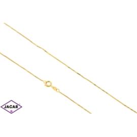 Łańcuszek pozłacany Xuping - dł: 60cm LAP382