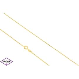 Łańcuszek pozłacany Xuping - dł: 50cm LAP383