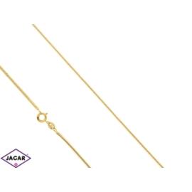 Łańcuszek pozłacany Xuping - dł: 55cm LAP395