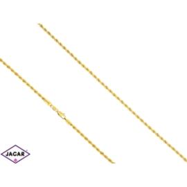Łańcuszek pozłacany Xuping - dł: 40cm LAP404