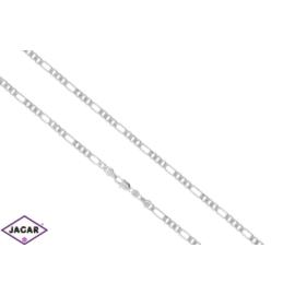 Łańcuszek rodowany Xuping - dł: 60cm LAP448