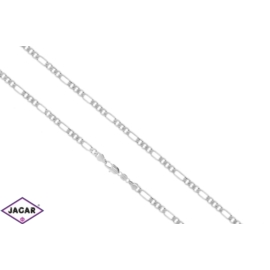 Łańcuszek rodowany Xuping - dł: 50cm LAP449
