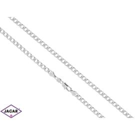 Łańcuszek rodowany Xuping - dł: 55cm LAP453