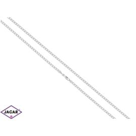 Łańcuszek rodowany Xuping - dł: 50cm LAP454