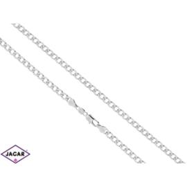 Łańcuszek rodowany Xuping - dł: 55cm LAP458