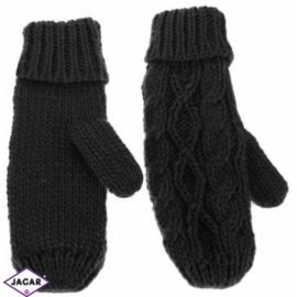Rękawiczki - czarny - długość 24cm RK407