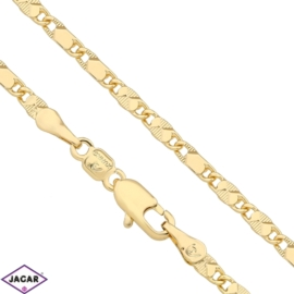 Łańcuszek pozłacany Xuping - dł: 50cm LAP481