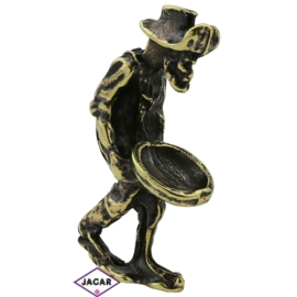 Figurka górnik z misą - 20szt. - 2,6cm FR162