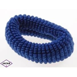 Frotki do włosów - mix kolorów niebieskich - 40szt