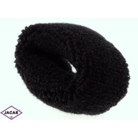 Frotki do włosów - czarnych - 10szt.