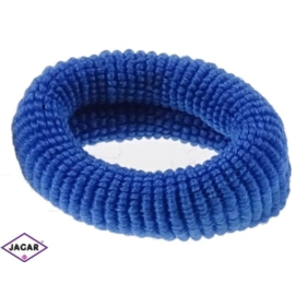 Frotki do włosów - mix kolorów niebieskich - 50szt