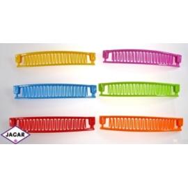 Spinka szogun - mix kolorów - dł. 13cm