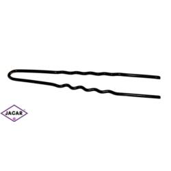 Szpilka do włosów - czarna - 20szt (dł. 5cm)