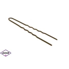 Szpilki do włosów - miedziane- 1000szt (dł. 4,5cm)