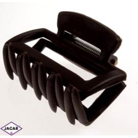 Szczęka do włosów - czarna - szer. 5cm