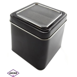 Ekspozytor na zegarek - czarne pudełko