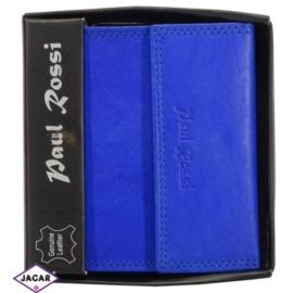 Portfel - damski - niebieski - 10,6x9,8cm P28