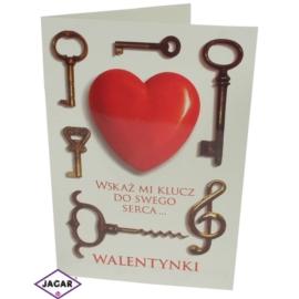 Pocztówka Walentynkowa 44703-10