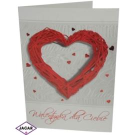 Pocztówka Walentynkowa 44703-11