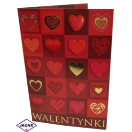 Pocztówka Walentynkowa 44703-13